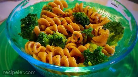 One Dish Broccoli Rotini