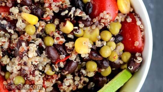 One-Pan Mexican Quinoa