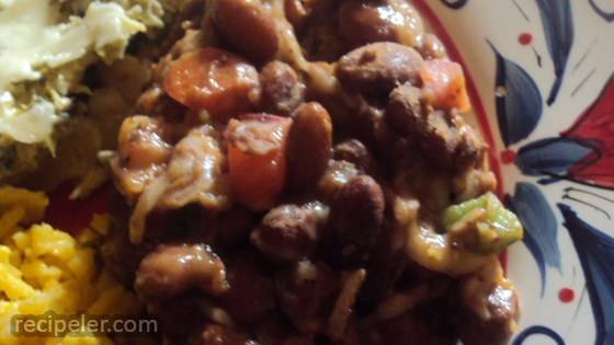 One Pot Pinto Beans