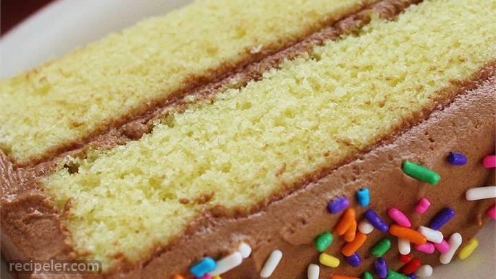one - two - three - four cake