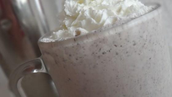 oreo® vanilla milkshake