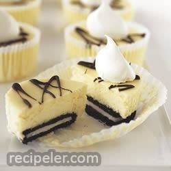 OREO Mini PHLLY Cheesecakes