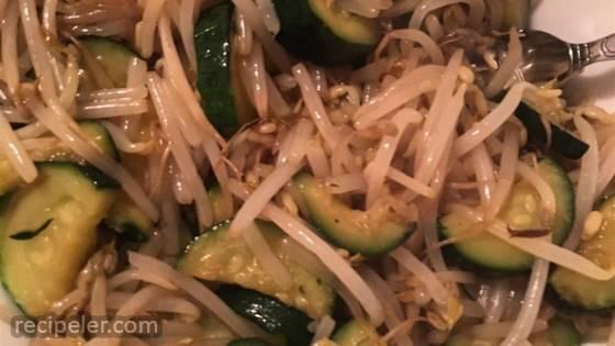 Owen's Veggie Stir-Fry