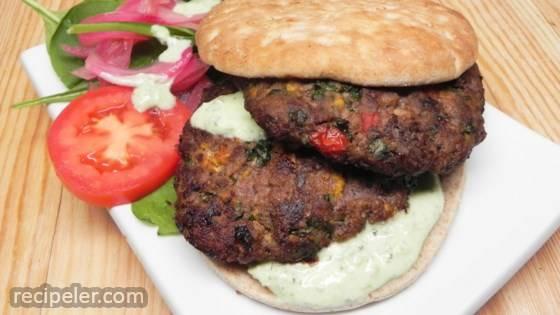Pakistani Chapli Kebab