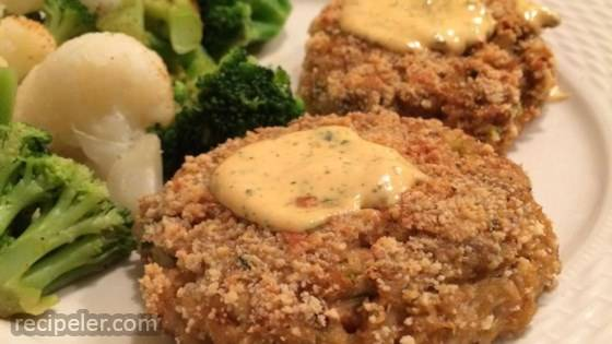 Paleo Maryland Crab Cakes