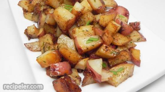 Pan-Roasted Red Potatoes