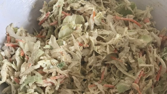 papajoe's coleslaw for bbq samiches (sandwiches for normal folk)