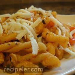 Pasta and Bean Casserole