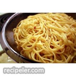Pasta Hot! Hot! Hot!