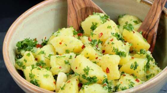 Patate Prezzemolate (vegan Talian Potato Salad)