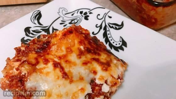 Paula's Lasagna