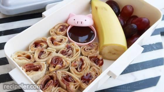 PBJ 'Sushi' Kid's Bento Box