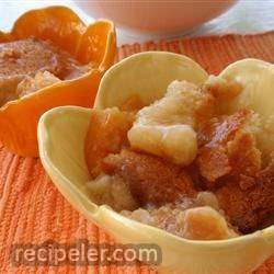 Peach Cobbler V