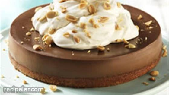 Peanut Butter-Chocolate Cheesecake