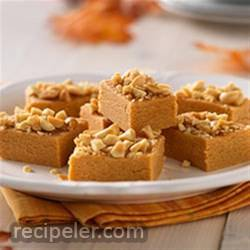 Peanut Butter Fudge Bites