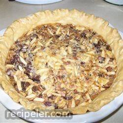 Pecan Chocolate Chip Pie