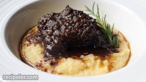 Peposa Dell'mpruneta (Tuscan Black Pepper Beef)