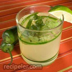 Pepper-Mint Limeade