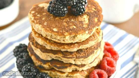 Perfect Paleo Coconut Pancakes