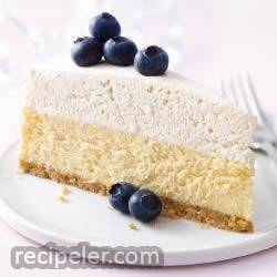 phladelpha vanilla mousse cheesecake