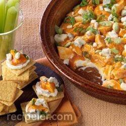PHLLY Buffalo Chicken Dip
