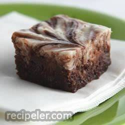 PHLLY Cheesecake Brownies