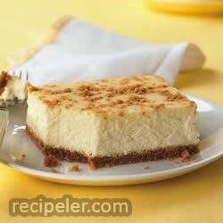 PHLLY Lemon Cheesecake