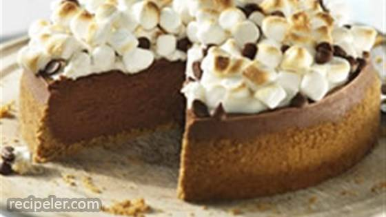 PHLLY S'more Cheesecake