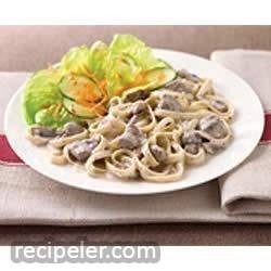 phlly slow-cooker beef stroganoff
