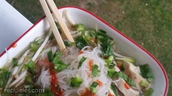 Pho Ga Soup