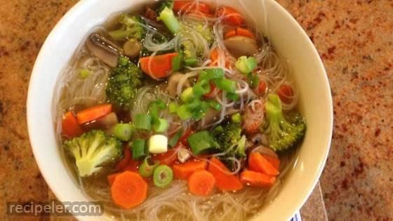Pho-Vietnamese Noodle Soup