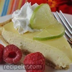 Phoenician's Key Lime Pie