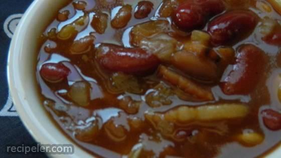 Picnic Baked Bean Casserole