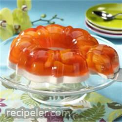 Pineapple Orange Fruit Mold