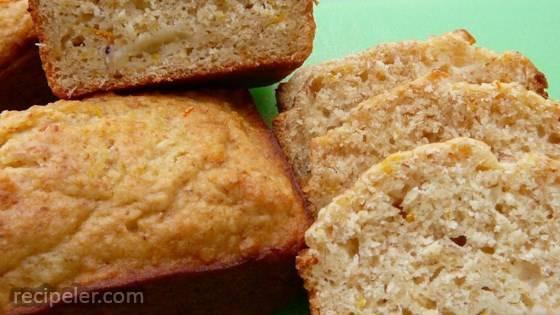 Pineapple Tangerine Bread