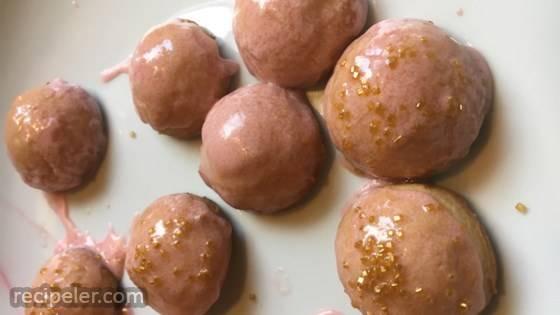 Pink Lemonade Cookies
