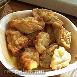 pisang goreng (ndonesian banana fritters)