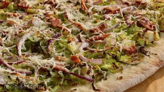 Pizza Oven Dough