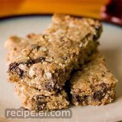 playgroup granola bars
