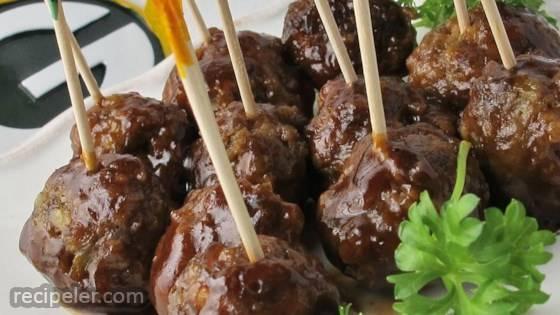 Playoff Meatballs