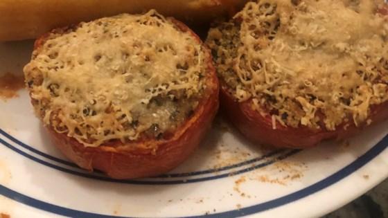 pomodori ripieni (stuffed tomatoes)