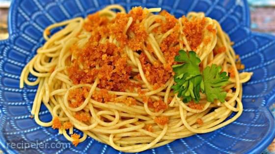 Poor Mamma's Spaghetti