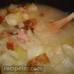 Poor rish Soup