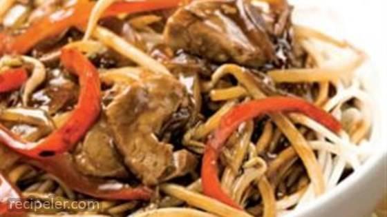 Pork Chop Suey from EatingWell