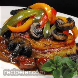 Pork Chops taliano