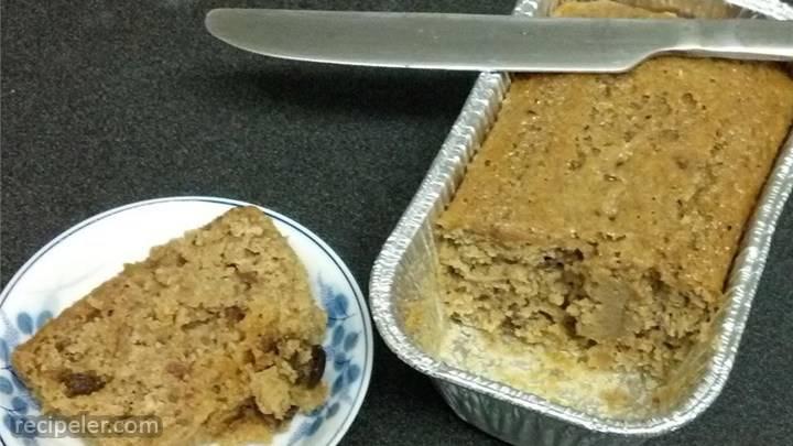pork-n-beans cake