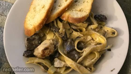 Portobello Mushroom Sauce