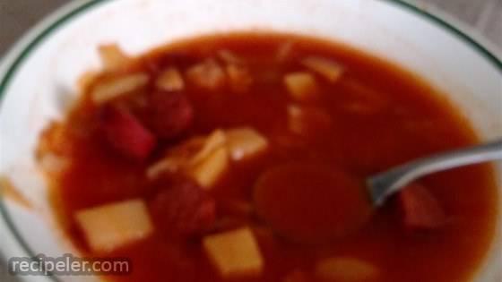 Portuguese Soup