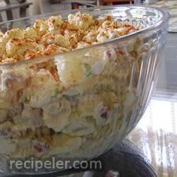 Potato and Bacon Salad