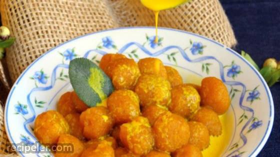 Potato-Free Paleo Gnocchi